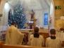Ďakovná sv. omša na konci roka 2018 vo Svinici