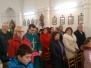 Pastoračná návšteva otca arcibiskupa, Mons. Bernarda Bobera, v Nižnej Kamenici a v Bidovciach