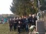 Pobožnosť na cintoríne 2018 v Nižnej Kamenici