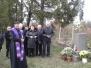 Pobožnosť na cintoríne v Nižnej Kamenici 2016