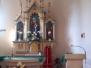 Šarišské Bohdanovce - Kostol sv. Joachima a Anny